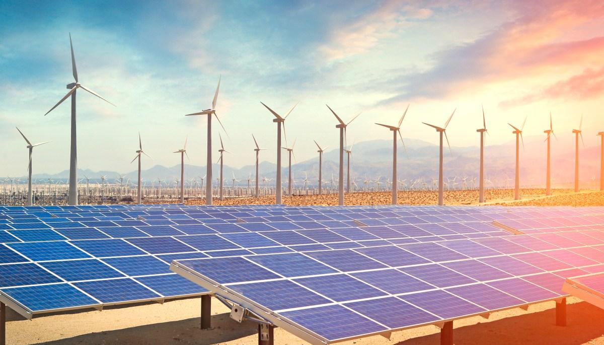 california clean energy climate goals