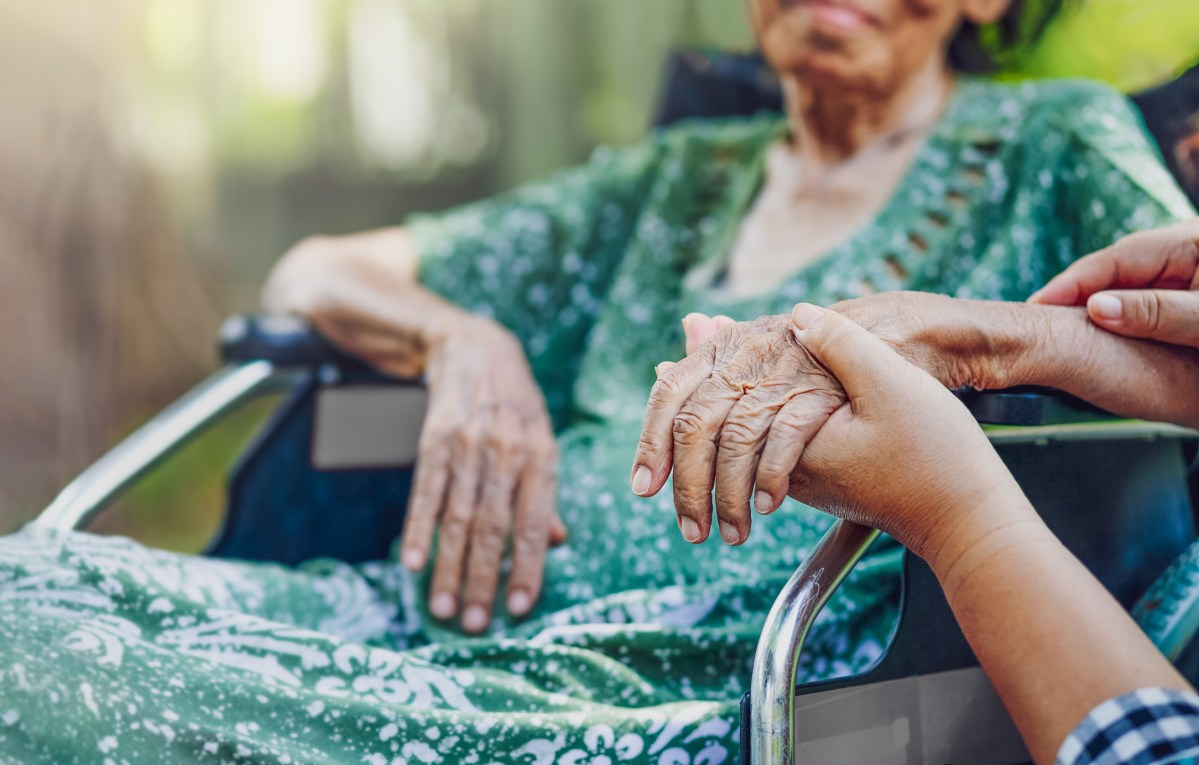 eldercare assisted living facility