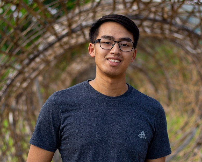 Cal State University Northridge student Napat Maneerit says that taking ethnic studies courses has helped him to embrace aspects of his own heritage. Photo courtesy of Napat Maneerit