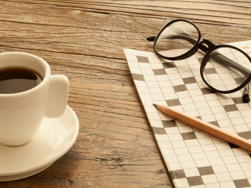Our Election 2020 crossword puzzle lets you see how much you know about California, its 2020 election and far-flung trivia. Image via iStock