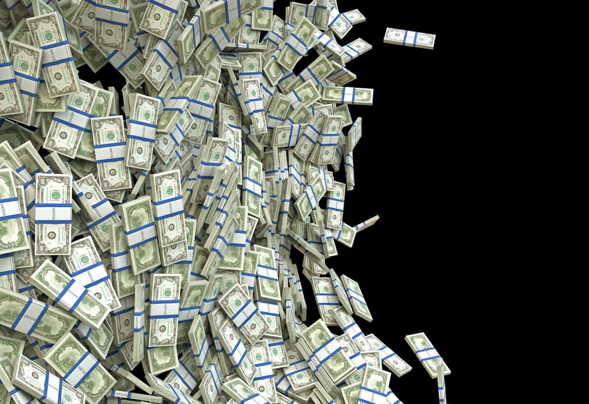 Millions and millions of special-interest dollars are pouring into campaigns for the dozen measures on California's November ballot. Image via iStock