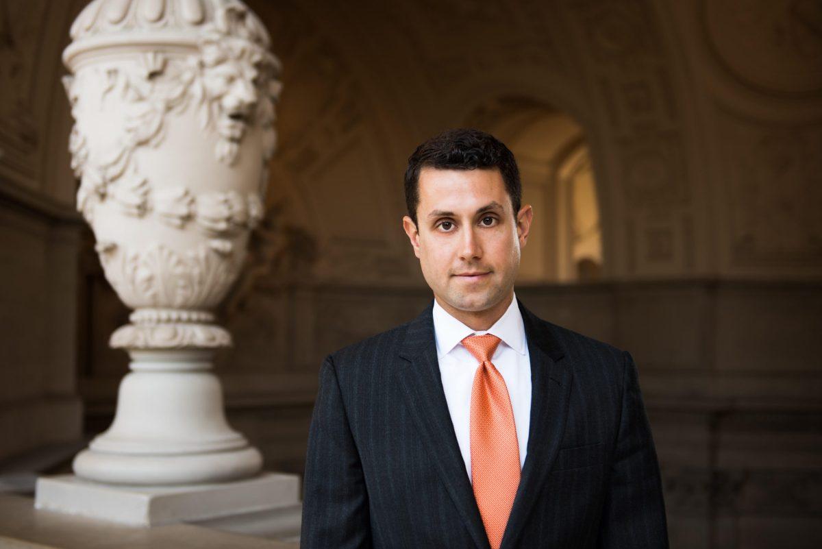 Jason Elliott, senior counselor for Gov. Gavin Newsom