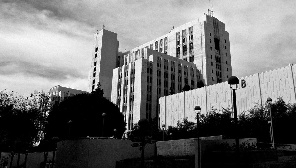 Centro médico del condado de Los Ángeles-USC. Foto vía Flickr.com