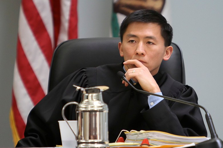 Goodwin Liu, California Supreme Court Justice. Photo by Shawn Calhoun via Fickr (CC BY-NC 2.0)
