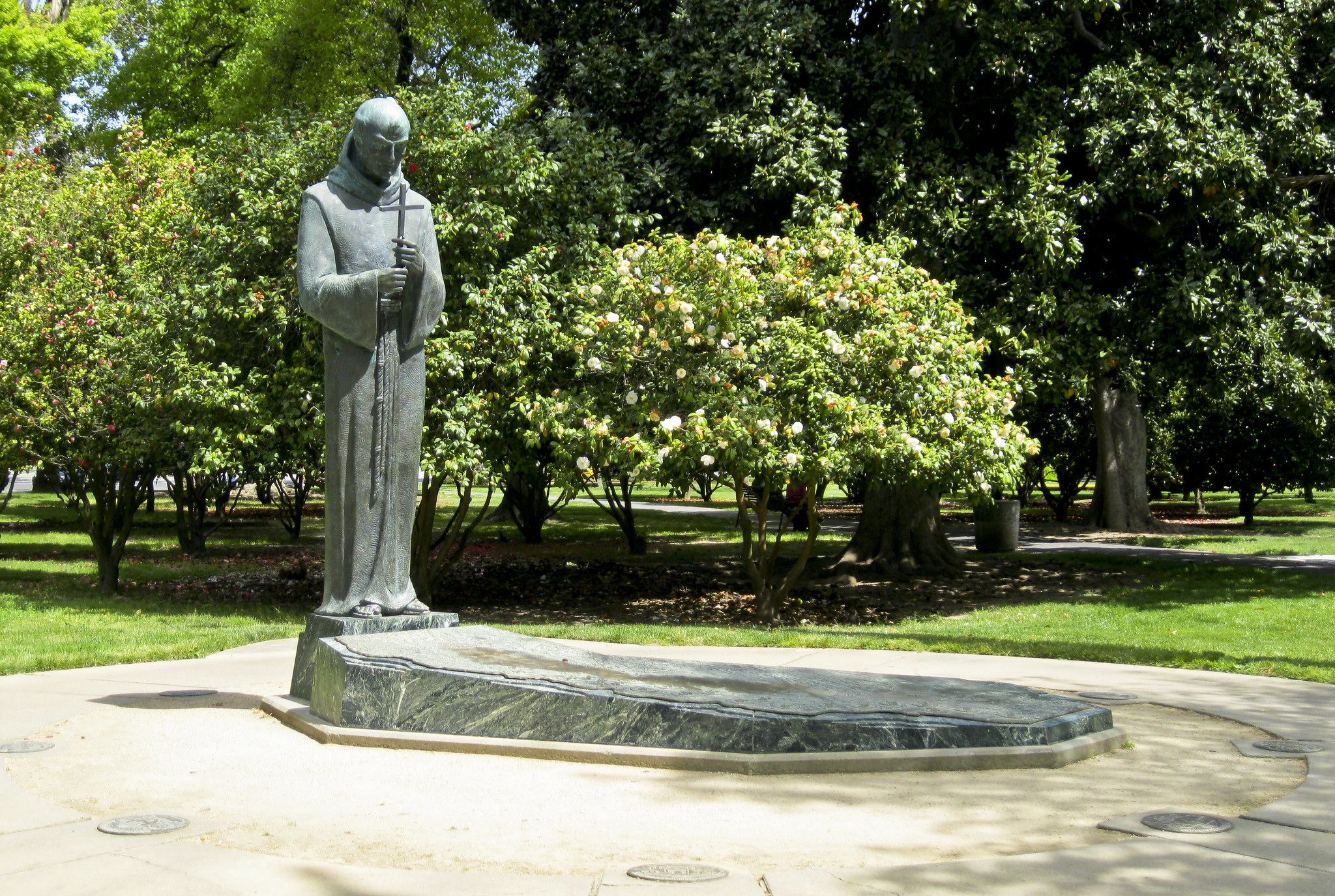 The sadness felt about removing Junipero Serra's statue from Capitol Park