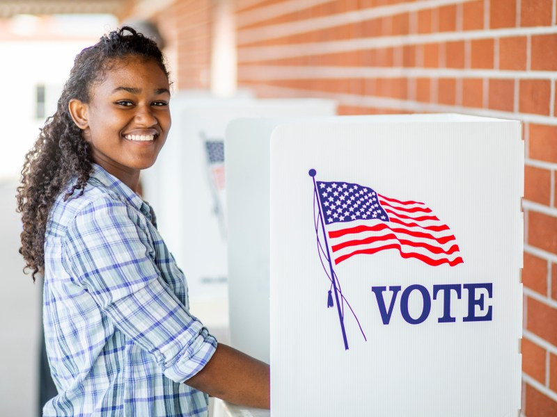 young voter