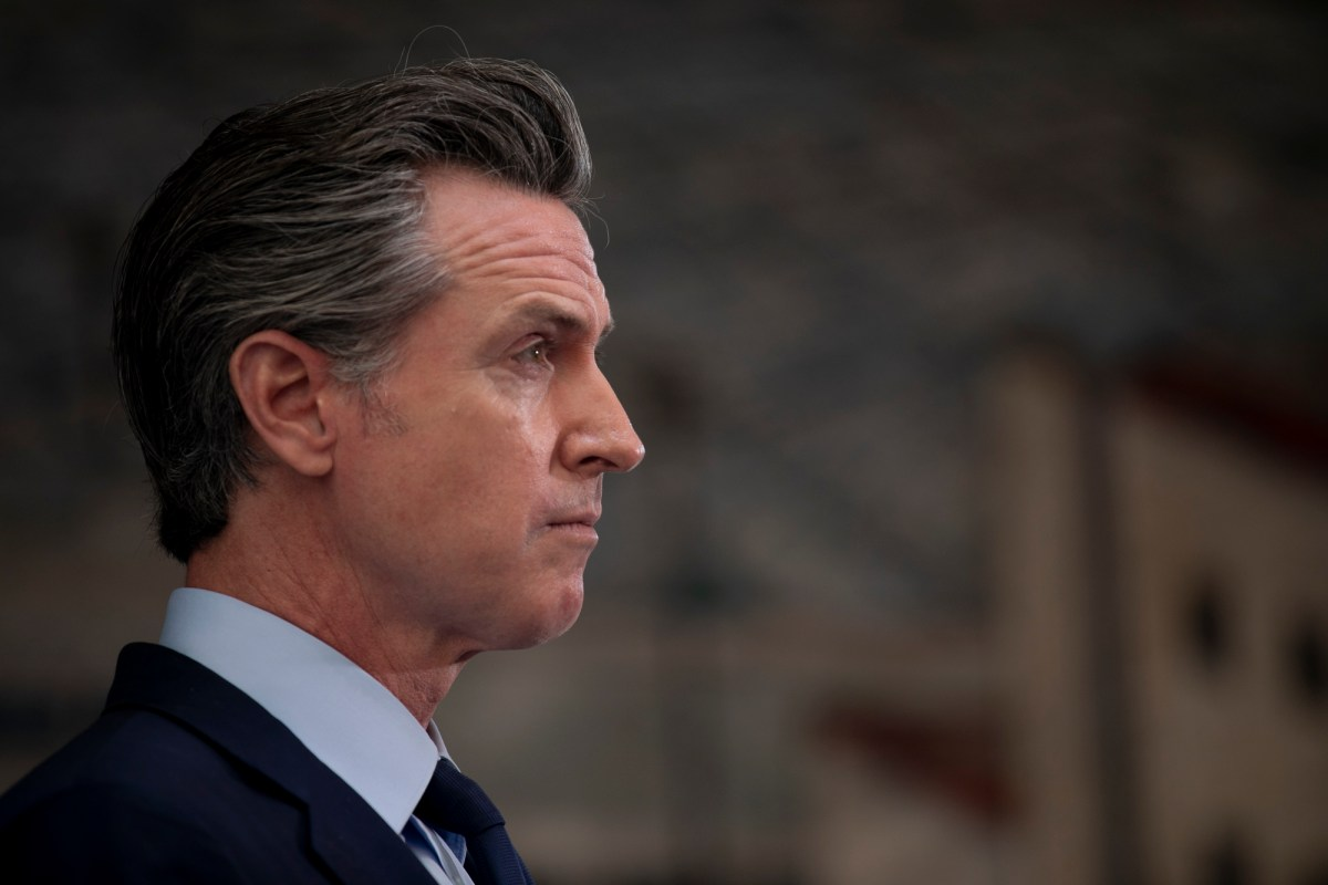 Gov. Gavin Newsom released his tax returns and called on potential recall candidates to do the same.