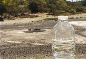 Dry wells in small rural communities have forced residents to bring in drinking water.