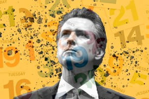 The potential dates are narrowing for the Gavin Newsom recall election.