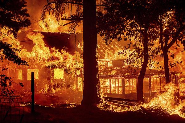 California's apocalyptic summer