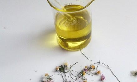 Faire une huile de massage pour les seins