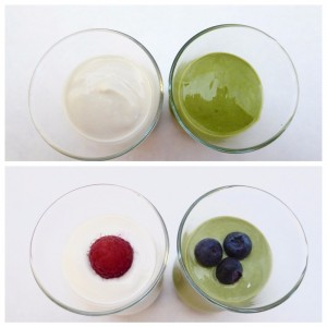 Image showing the impact of adding a quick garnish to a food to increase its appeal as discussed in a blog post on CALMERme.com