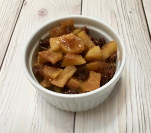 Image of stewed apples from Doctor in the house by CALMERme.com