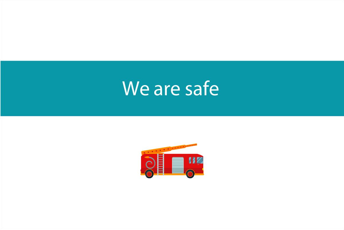 safety blogpost from CALMERme.com