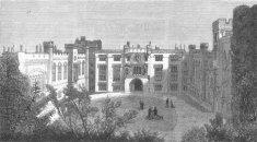 Quadrangle of Arundel Castle