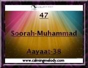 47-Soorah-Muhammad-Aayaat-38