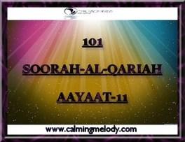 101-SOORAH-AL-QARIAH-AAYAAT-11
