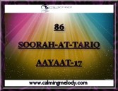 86-SOORAH-AT-TARIQ-AAYAAT-17