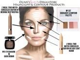 face contouring shades