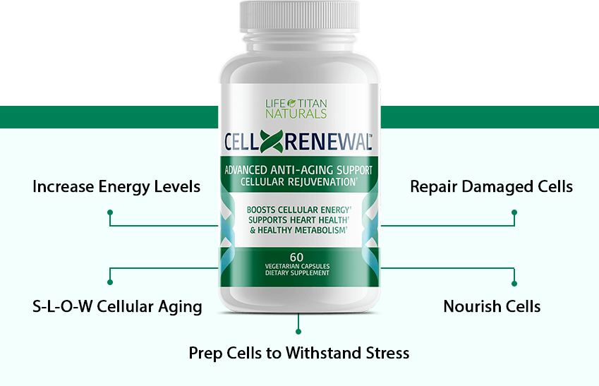 cellXrenewal benefits
