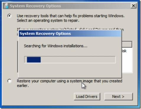 ERD Commander 2010 - for Vista & Windows 7 (MSDaRT 6.0. 6.5 and 7)