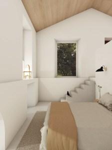 Interior da Casa da Gueixa