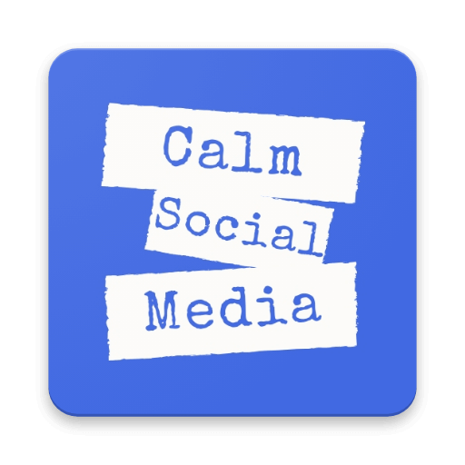 Calm Social Media Logo Square