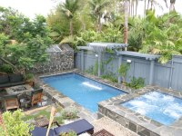 Delray Small Fiberglass Inground Viking Swimming Pool