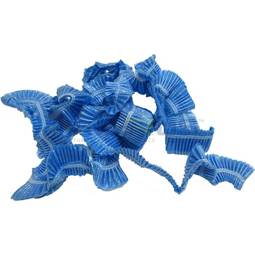 pedicure chair disposable liners formal dining room seat covers spa liner 400pcs large size blue