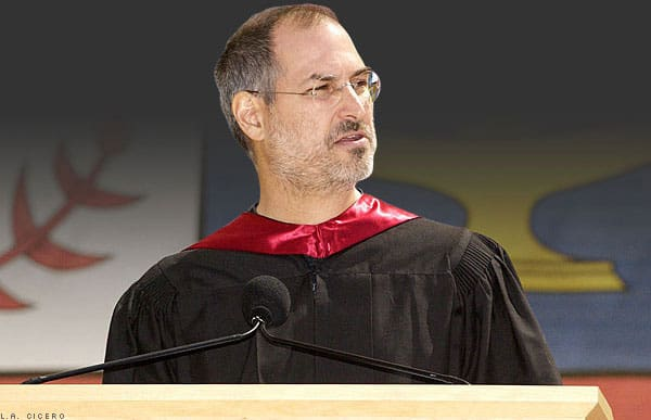Image result for steve jobs at stanford