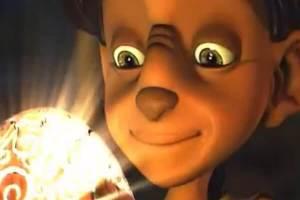 """Personaje del video """"The Potter"""""""