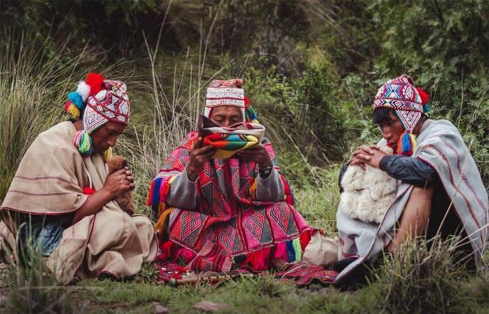 ¿Qué decían los pueblos originarios sobre los espíritus?