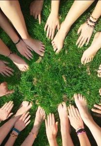 Retiro Espiritual: Socializar con otras personas