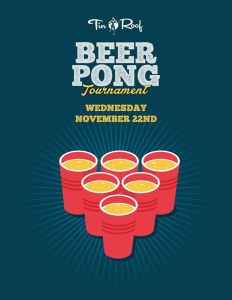 Beer Pong Tournament @ Tin Roof San Diego | San Diego | CA | United States