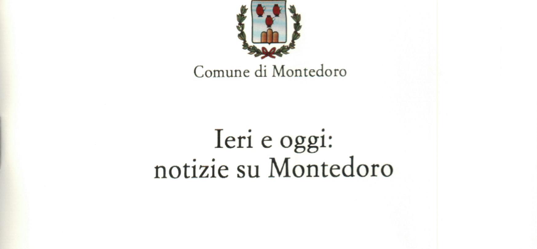 Montedoro Una Storia Da Riscrivere