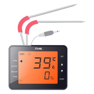 Digital Thermometer- 2 Probe
