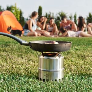 Camp Cook Stove