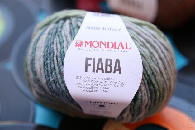Lana Mondial Fiaba - Calore d Lana www.caloredilana.com