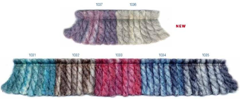 Catalogo colori Norvegia Color - Calore di Lana