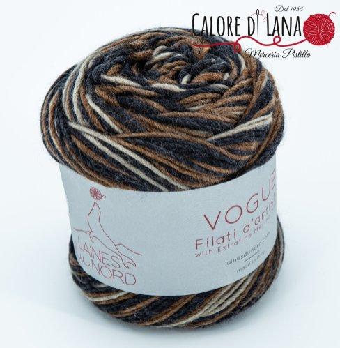 Col. 5 Vogue Filati d'artista Laines du Nord - Calore di Lana www.caloredilana.com