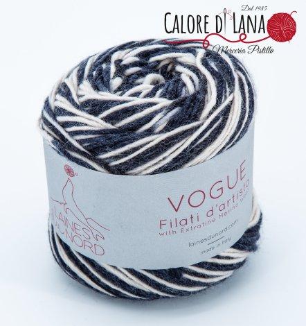 Col. 7 Vogue Filati d'artista Laines du Nord - Calore di Lana www.caloredilana.com