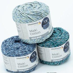 Maki Cotton Schachenmayr - Calore di Lana www.caloredilana.com
