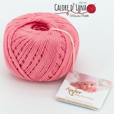Col. 409 Anchor Baby Pure Cotton - Calore di Lana www.caloredilana.com