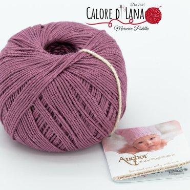 Col. 430 Anchor Baby Pure Cotton - Calore di Lana www.caloredilana.com