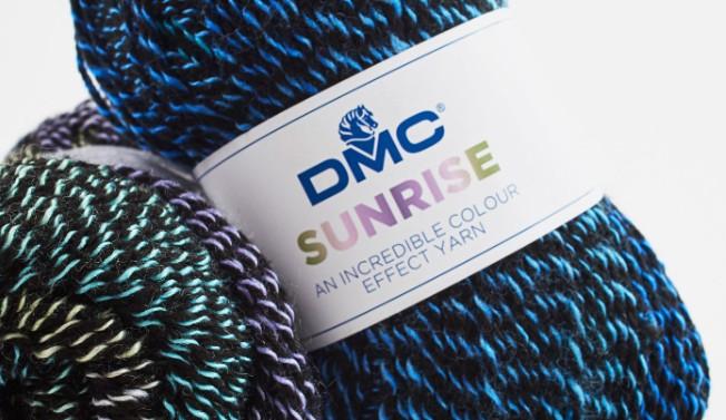 Sunrise Dmc - Calore di Lana www.caloredilana.com