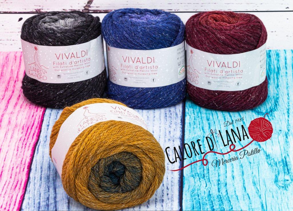 Vivaldi Laines du Nord - Calore di Lana www.caloredilana.com
