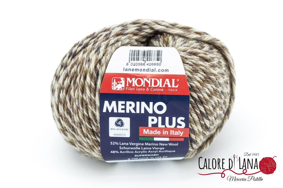 Merino Plus Mondial - Calore di Lana www.caloredilana.com