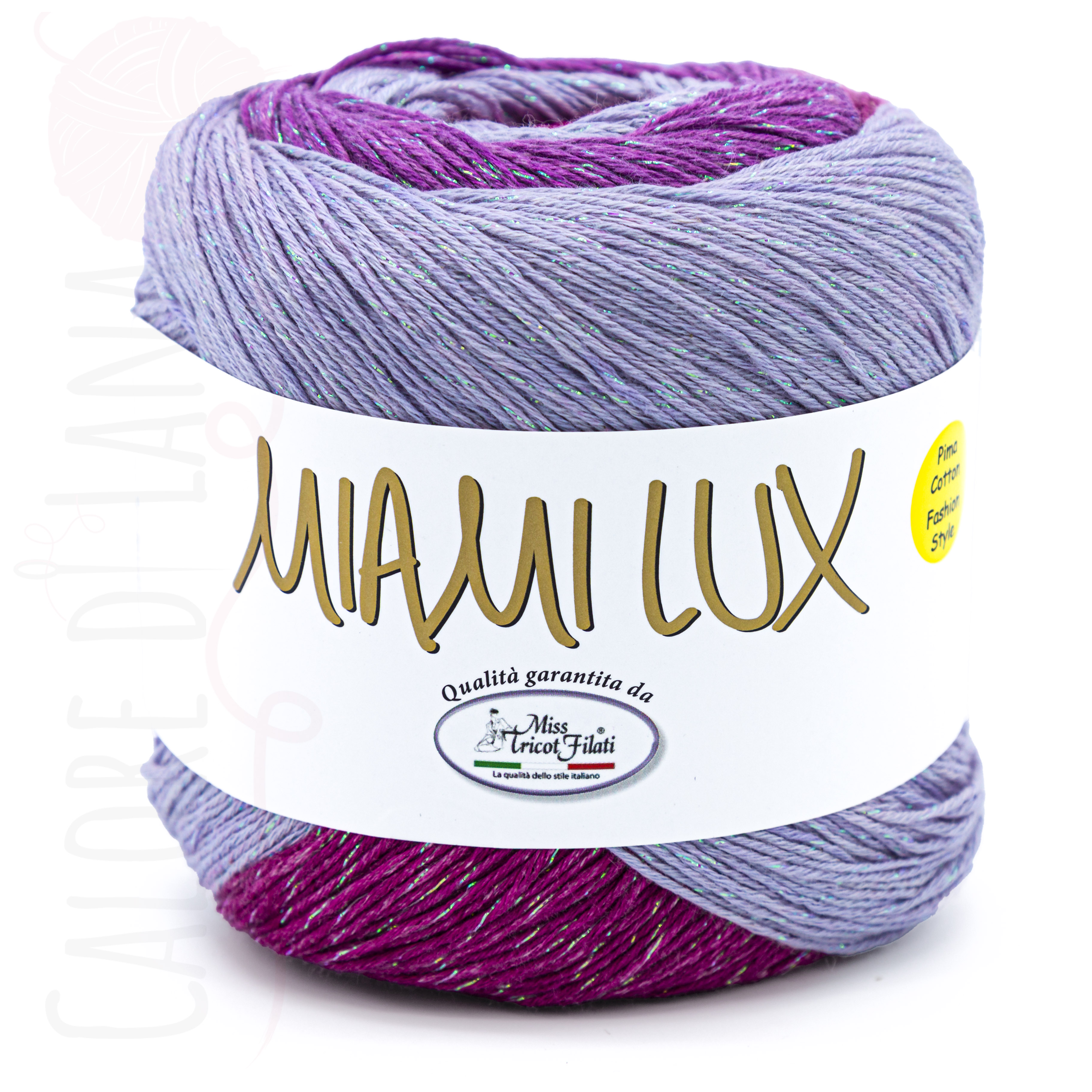 Miami Lux Miss Tricot Filati - Calore di Lana