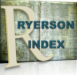 Ryerson Index