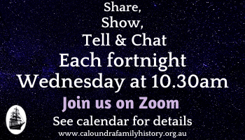 SHARE, SHOW, TELL & CHAT
